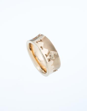 Kitzbühel-Ring Gelbgold